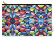 Colored Beans Design Carry-all Pouch