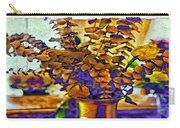 Colored Memories Carry-all Pouch by Madeline Ellis