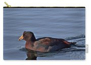 Colorful American Coot Carry-all Pouch
