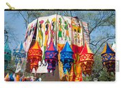 Colorful Banners At Surajkund Mela Carry-all Pouch