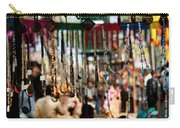 Colorful Beads At The Surajkund Mela Carry-all Pouch