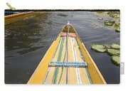 Colorful Boats On Dal Lake Dal Lake Carry-all Pouch