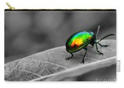Colorful Bug Carry-all Pouch
