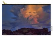 Colorful Cloud Carry-all Pouch