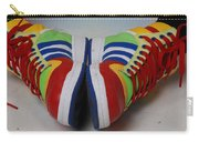 Colorful Clown Shoes Carry-all Pouch