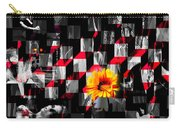 Colorful Cubed Beauty Carry-all Pouch