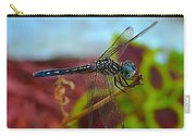 Colorful Dragon Fly Carry-all Pouch