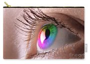 Colorful Eye Carry-all Pouch