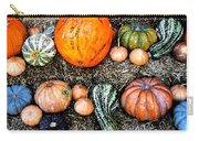 Colorful Fall Harvest Carry-all Pouch