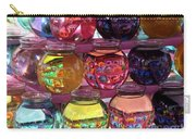 Colorful Fish Bowls Carry-all Pouch