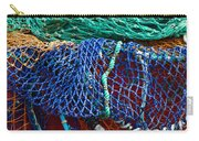 Colorful Fishing Nets 2 Carry-all Pouch