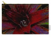 colorful Frond Carry-all Pouch