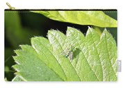 Colorful Garden Fly 2 Carry-all Pouch