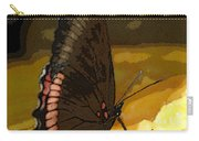 Colorful Hairstreak Carry-all Pouch