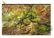Colorful Maple Leaves Carry-all Pouch