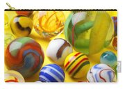 Colorful Marbles Two Carry-all Pouch