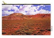Colorful Mesas At Fossil Butte Nm Butte Carry-all Pouch