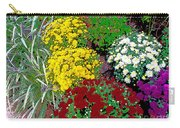 Colorful Mums Photo Art Carry-all Pouch