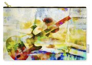 Colorful Music Carry-all Pouch