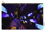 Colorful Passage Inside The Singapore Flyer Carry-all Pouch