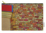 Colorful Stacked Stone Carry-all Pouch