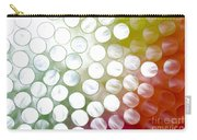 Colorful Straws Carry-all Pouch