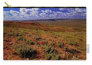 Colorful Valley From Fossil Lake Trailsil Bu Carry-all Pouch