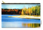 Colors At Chena Carry-all Pouch
