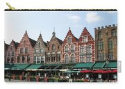 Colors Of Brugge Carry-all Pouch
