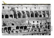 Colosseum In Rome Itlay - Interior - C 1904 Carry-all Pouch