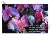 Colour Is Fun Carry-all Pouch
