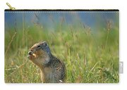 Columbia Ground Squirrel Feeding Carry-all Pouch