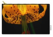 Columbian Lily Lilium Columbianum Carry-all Pouch