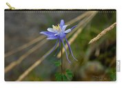Columbine Blossom Carry-all Pouch
