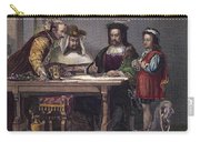 Columbus: Voyage, 1492 Carry-all Pouch