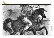 Comanche Warrior, 1879 Carry-all Pouch