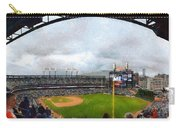 Comerica Park Home Of The Detroit Tigers Carry-all Pouch