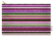 Comfortable Stripes Lll Carry-all Pouch