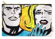 Comic Strip Carry-all Pouch