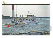 Coming Home - Barnegat Inlet Nj Carry-all Pouch