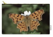 Comma Polygonia C-album, Germany Carry-all Pouch