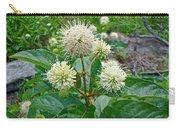 Common Buttonbush - Cephalanthus Occidentalis Carry-all Pouch