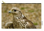 Common Female Kestrel Carry-all Pouch