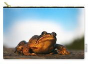 Common Frog Carry-all Pouch