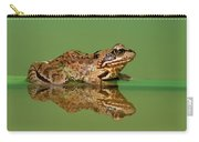 Common Frog Rana Temporaria Carry-all Pouch