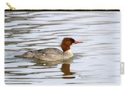 Common Merganser Carry-all Pouch