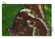 Common Morpho Carry-all Pouch
