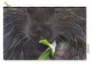 Common Porcupine Erethizon Dorsatum Carry-all Pouch