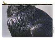 Common Raven, Jasper National Park Carry-all Pouch