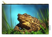 Common Toad Carry-all Pouch